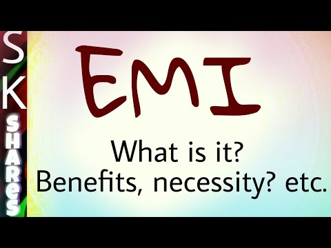 EMI - is it necessary or burden?