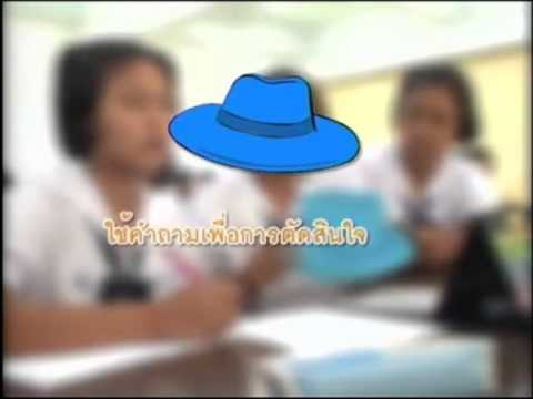 Improve Thinking Process By 6 Hat Method Part 1