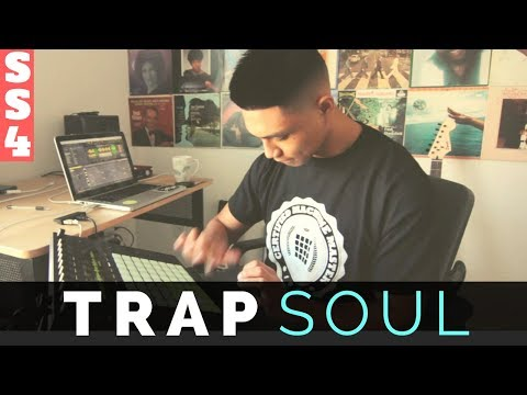 Soul Sunday 4 - Trap Soul Beat Making   Tory Lanez Vibes [Ableton Live Push 2]