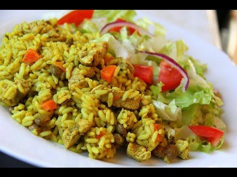 Curry Chicken Pelau - Tasty Tuesday's | CaribbeanPot.com