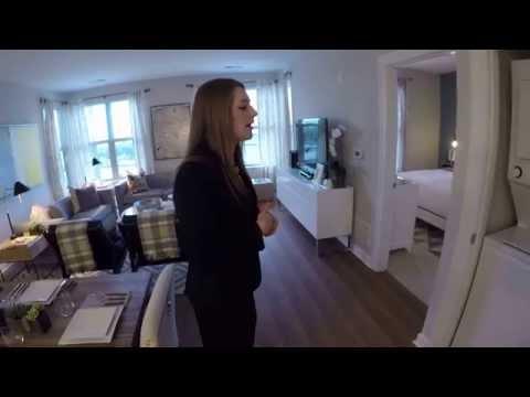 Takoma Central GoPro Tour | Two Bedroom Model Apartment Home | Washington, DC Apartments