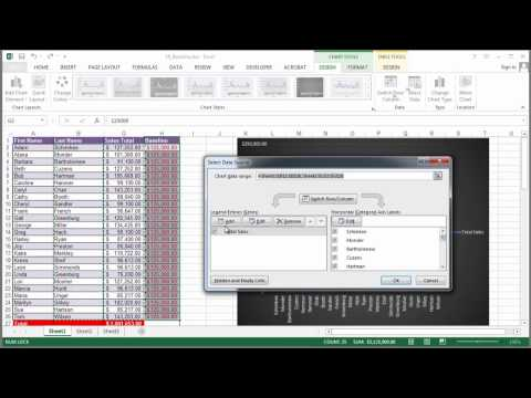 How to Create a Baseline With Excel : Using Excel & Spreadsheets