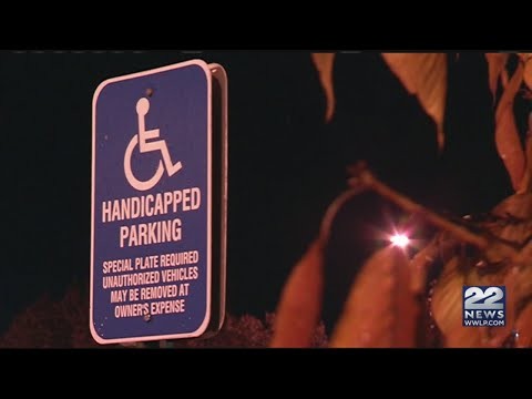 Governor Baker signs handicapped parking bill into law