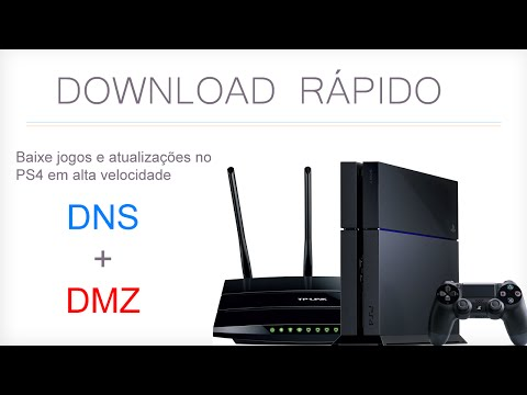 COMO ACELERAR DOWNLOAD PS4 - TUTORIAL COMPLETO