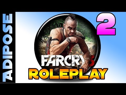 Let's Roleplay Far Cry 3 Modded! - #2