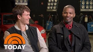 Behind The Scenes Of 'Baby Driver' With Ansel Elgort, Jamie Foxx, Jon Hamm | TODAY
