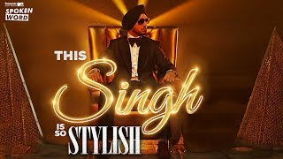 Panasonic Mobile MTV Spoken Word presents This Singh Is So Stylish | Diljit Dosanjh & Ikka