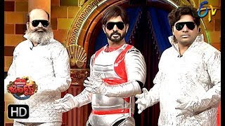 Adhire Abhinay Performance | Jabardasth | 15th August 2019   | ETV  Telugu