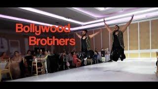 BOLLYWOOD & BHANGRA PERFORMANCE | BOLLYWOOD BROTHERS | SILMAN SALEEM | AMAN RAJPUT
