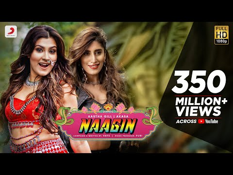 Xxx Mp4 Naagin Vayu Aastha Gill Akasa Puri Official Music Video 2019 3gp Sex