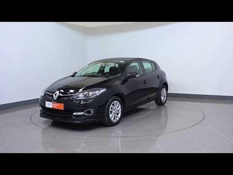 Renault Megane 1.5 dCi Dynamique Nav (s/s) 5dr video