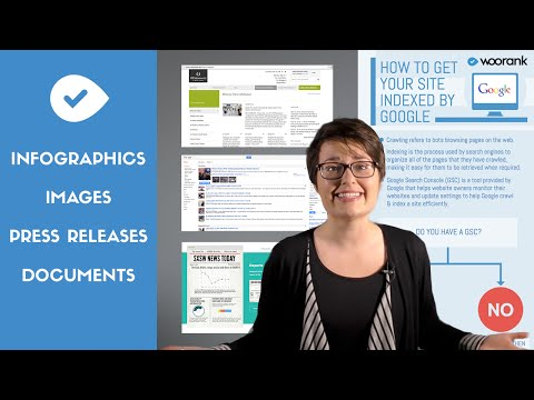 Link Building with Images, Documents and Infographics