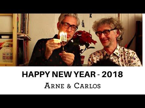 Happy New Year from ARNE & CARLOS