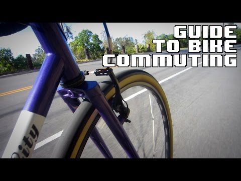 Beginner's Guide to Bike Commuting