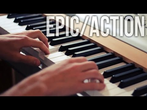 Epic Action Score: NI Komplete 8