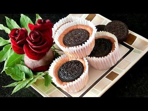 Oreo Cupcakes | Cupcake de Oreo