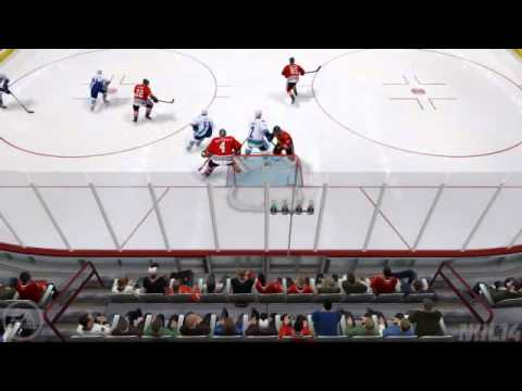 Nhl 14 get out of my way goalie