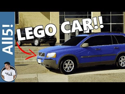 5 Most Incredible Lego Creations!