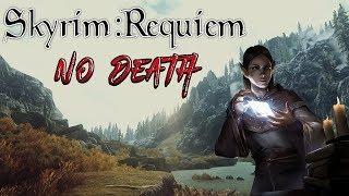 Skyrim - Requiem 2.0 (без смертей) - Альтмер-зачарователь #8 Драугры, Драконы, Туран
