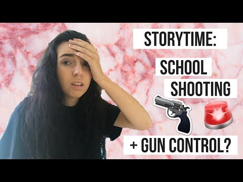 STORYTIME: I WAS IN A SCHOOL SHOOTING // CONCEAL CARRY OPINION