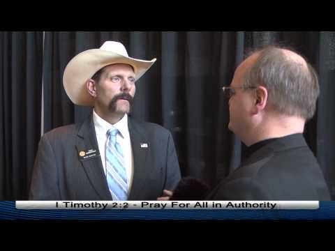 Exclusive! Senator Randy Baumgardner on Gun Rights in Colorado 2014 #WCS14 – 8-13-14