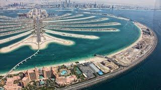 Constructing Palm Jumeirah Dubai — Palm Island Dubai — Megastructure - Nakheel