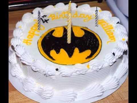 Easy Batman cake ideas