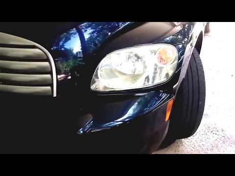 How To  Do A Headlight Replacement For The Chevy HHR