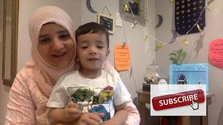 Rabbi Zidni Ilma Learn Dua with Learning Buddies |(رَّبِّ زِدْنِي عِلْمًا (دعا