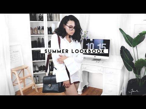 Summer Lookbook // Styling Glasses