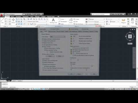 How to Save your Profile and Work Space in AutoCAD