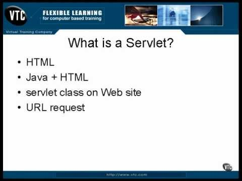 What is a Java Servlet