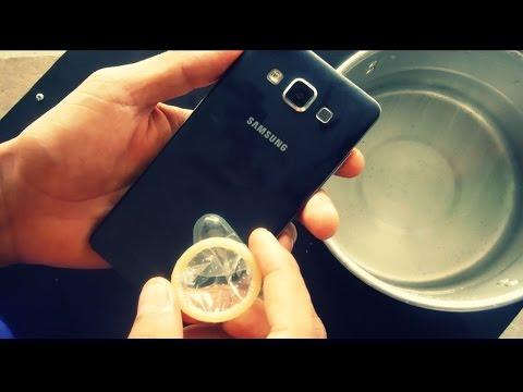 CONDOM and smartphone - Tricks of life