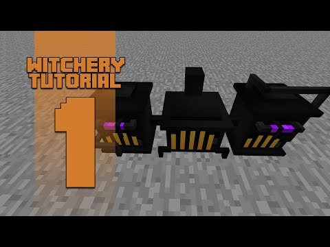 Witchery Guide / Tutorial - Automatic Witches Oven