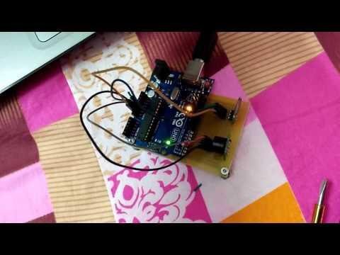 MAke electromagnetic field sensing sytem with arduino