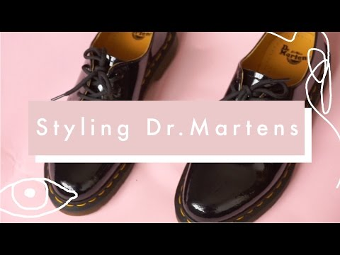 Styling | Dr.martens