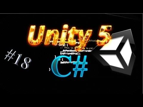 TUTORIAL Unity 5 - Aprenda C# (Array, lista de variáveis, vetores, [ ]) Aula 18