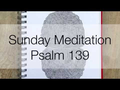 Sunday Meditation: Psalm 139 (with doggy interruptions!)