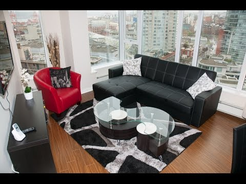 Downtown Vancouver, BC Apartment for Rent ID: 4077