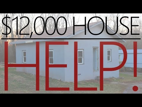 $12,000 HOUSE - Big Announcement, Q&A, Thoughts & Work - #24