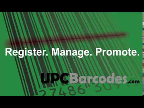 UPC Barcodes.com