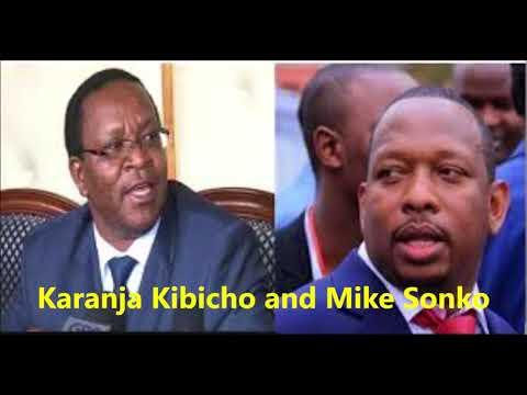 DP Ruto's Top Men Named In DPP Corruption List