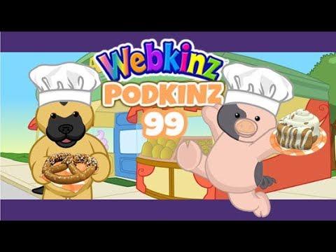 Webkinz Podkinz 99