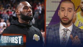 Nick Wright breaks down LeBron