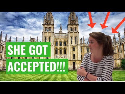 How to Get Accepted to Study at Oxford University