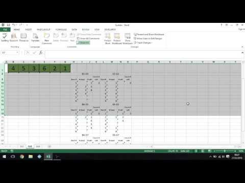 Sudoku In Excel
