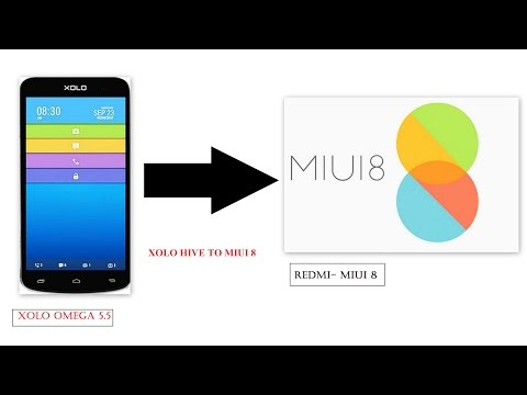 MIUI 8 : How to install any CUSTOM ROM in MTK devices [HINDI] |2018