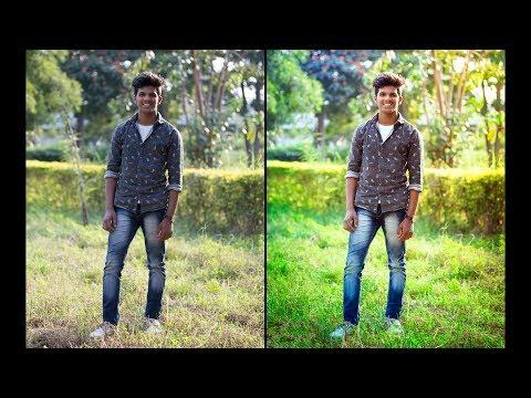 Adobe Bridge and Photoshop cc tutorial in Hindi | Raw to JPEG Photo