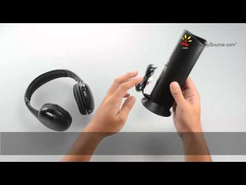 How to use your new 5-in-1 Wireless Headset