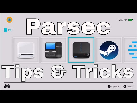 Getting the Most out of Parsec (Tips & Tricks) - PakVim net HD